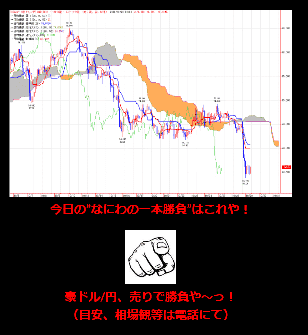 ちょいワルFXブログ